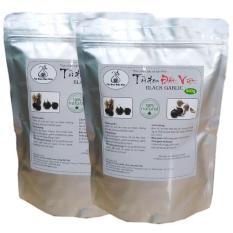 HOT HOT Combo 2 túi tỏi đen cô đơn Đất Việt ( 500gr/túi )