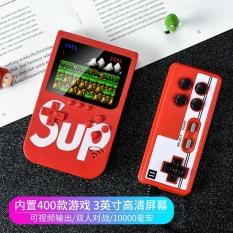 Máy chơi Game SUP 400 mini cầm tay thế hệ mới kèm tay cầm game cho 2 người chơi