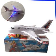 Đồ chơi máy bay chạy pin – sáng đèn , có nhạc – đồ chơi máy bay cho bé