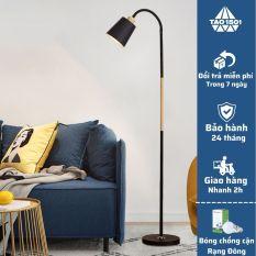 Đèn Cây Decor Trang Trí Nội Thất Phòng Khách Phòng Ngủ. Tặng Kèm Bóng LED