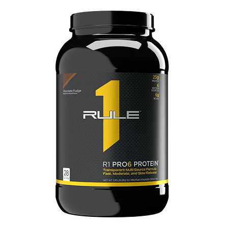 Bổ sung 6 loại protein Rule 1 Pro6 Protein 2lb – 900g