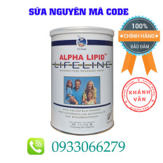 Sữa Non Alpha Lipid 450g Của New Zealand