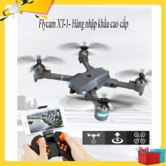 Máy bay điều khiển từ xa XT-1 kết nối Wifi quay phim chụp ảnh Full HD 720P