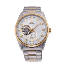 Đồng hồ nam Orient RA-AR0001S10B dây kim loại, hở tim, size 40.5