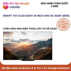 Smart Tivi OLED Sony 55 inch Ultra HD 4K – Model 55A8F (Đen) NEW 100%