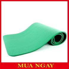 Thảm Tập Yoga Siêu Dày 10mm Cao Cấp HS