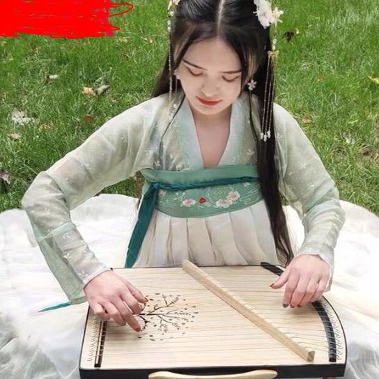 đàn tập gảy Guzheng 21 dây