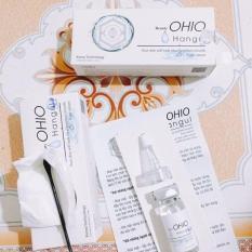 Serum ủ mụn OHIO giúp trị mụn làm trắng da chống lão hóa da – hộp 10ml – TẶNG KÈM CÂY NẶN MỤN