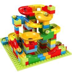 BỘ XẾP HÌNH LEGO CẦU TRƯỢT THẢ BI HB692