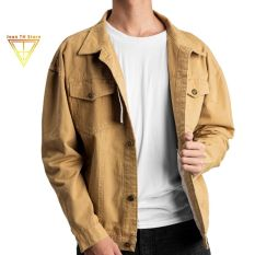 [HÀNG TẶNG KHÔNG BÁN] Áo khoác kaki unisex nam nữ TH Store nhiều màu cá tính phong cách ulzzang chống nắng