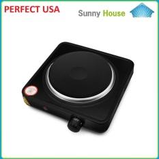 Bếp điện đơn cao cấp Perfect chống trào dùng mâm nhiệt cảm ứng, công suất 1000W – Bảo hành 12 tháng chính hãng