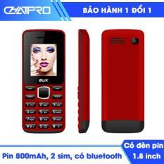 Điện thoại FPT BUK B120 fullbox – 2 sim, loa to, pin tốt