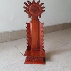 đồ thờ- bài vị gỗ hương cao 45cmx18cmx11cm