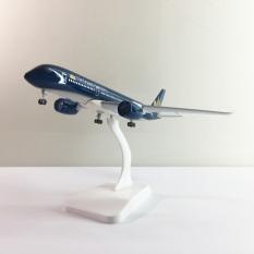 Mô hình máy bay 350 kim loại A350 ~20cm dòng Airbus A350 món quà tặng trưng bày mô hình die-cast phù hợp với bàn làm việc, kệ ti-vi, giá sách