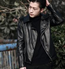 Áo khoác da nam Korea