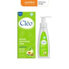 Kem Bơ Tẩy Lông Cléo Dạng Sữa 90ml Avocado Hair Removal Lotion – Dành cho mọi loại da