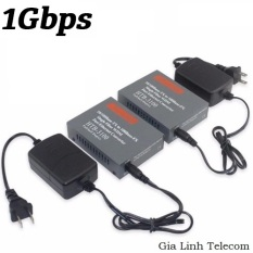 Bộ chuyển đổi quang điện Netlink HTB GS-03 1Gbps – Converter 1 sợi quang