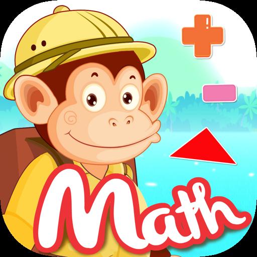 Monkey Math- Gói 6 Tháng – Kèm bộ Sách Bài Tập Bổ Trợ