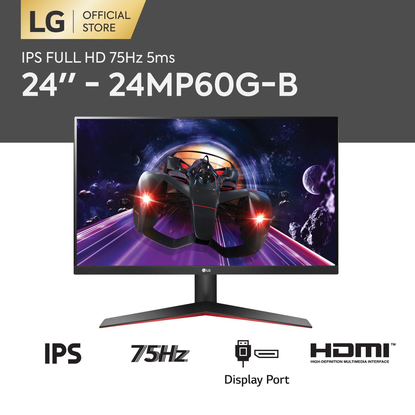 Màn hình máy tính LG LG IPS FHD (1920 x 1080) 75Hz 5ms l 24 / 27 / 32 inches...