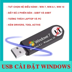 USB TEAM 32GB CÀI ĐẶT WIDOWS + KÈM DRIVERS