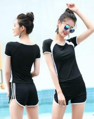 Đồ Bơi Nữ Hai Mảnh Kiểu Dáng Thể Thao Che Bụng MFAT125 Shop Mây