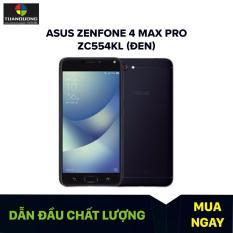 ASUS ZENFONE 4 MAX PRO ZC554KL (Đen) – Hàng nhập khẩu.