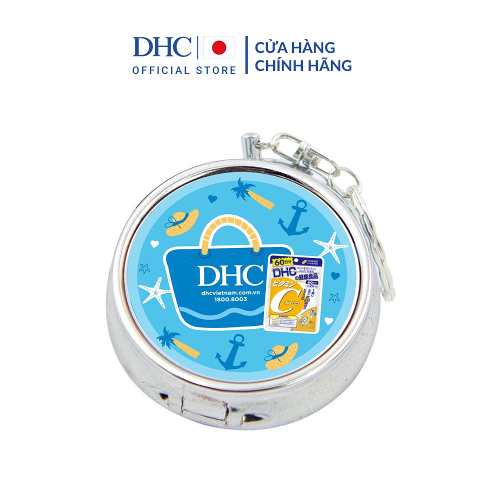Hộp Đựng Viên Uống Chia Ngăn – Pill Box DHC