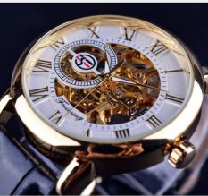 [HCM]Đồng hồ cơ nam Forsining Handwinding H099M DÂY DA/ DÂY LƯỚI lộ máy (Nhiều màu)