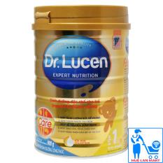 Sữa Bột Nutifood Dr.Lucen Total Care Step 1 – Hộp 900g (Cho trẻ 0~6 tháng tuổi)