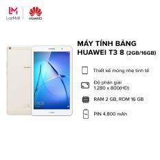 BẢO HÀNH CHÍNH HÃNG|Máy tính bảng Huawei T3 8inches, RAM 2GB ROM 16GB, thiết kế thon gọn, Pin khủng 4.800mAh