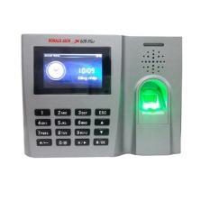Máy chấm công vân tay và thẻ từ Ronal Jack X628Plus