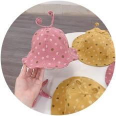 Mũ vành tròn cho bé gái từ 1-3 tuổi