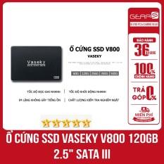 Ổ cứng SSD Vaseky v800 120gb – Bảo hành 36 tháng