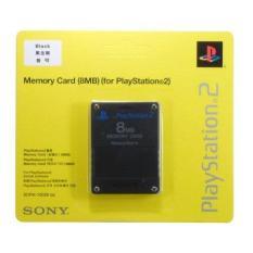 thẻ nhớ 8mb cho máy ps2 playstation card save 8mb