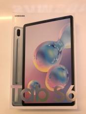 Máy Tính Bảng Samsung Galaxy Tab S6 128GB (6GB RAM) – Chiếc Tablet đầu tiên có camera kép– Màn hình Super AMOLD 10.5 inch – Pin 7,040 mAH – Hãng Phân Phối Chính Thức