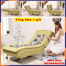 Ghế thư giãn tựa lưng, Ghế sofa lười dùng đọc sách, nằm thư giãn, ngủ trưa, xem tivi