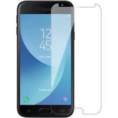 Kính cường lực Samsung J3 Pro kính trong suốt