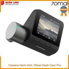 Camera hành trình 70mai Dash Camera Pro kèm thẻ 32GB – phiên bản nội