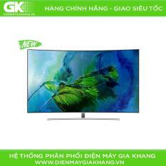Smart Tivi QLED Samsung 4K 55 inch 55Q8CAM