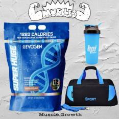 Super Huge Gain – MASS Evogen tăng cân + quà tặng