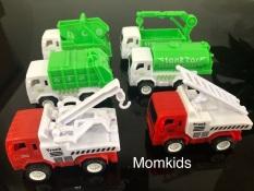 Set 6 xe ô tô đồ chơi cho bé