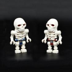 Minifigure Nhân Vật Lính Xương Đầu Nâu NO.790 – Phụ Kiện MOC