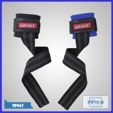 Dây kéo lưng Aolikes có quần cổ tay T-Rex Shop SP063 – Dây kéo lưng tập chân, mông, bụng (phụ kiện gym, tập chân, tập chân, tập lưng, squat)