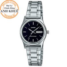Đồng hồ nữ dây kim loại Casio Anh Khuê LTP-V006D-1B2UDF