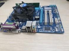 Combo Main H61 + Cpu Core i3 2100 + Ram 4gb