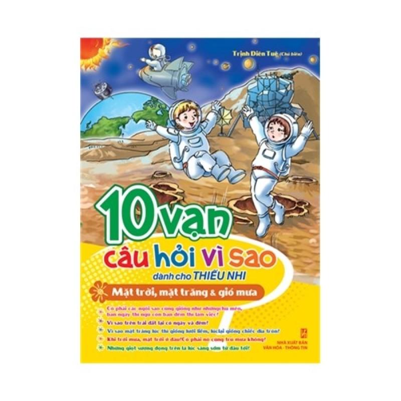 Mua 10 vạn câu hỏi vì sao - Mặt trời, mặt trăng