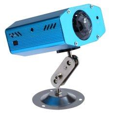 10 wát LED RGB Nước Gợn Sóng Ánh Sáng Đèn Sân Khấu Máy Chiếu Laser-quốc tế