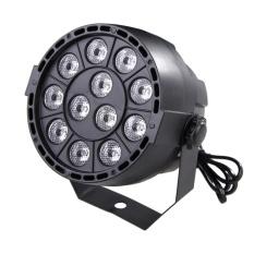 12 LED RGBW 4IN1 DMX 8CH Tia Giai Đoạn Ngang Hàng Chiếu Sáng-quốc tế