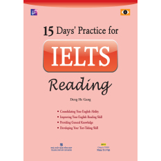 15 Day's practice for IELTS Reading