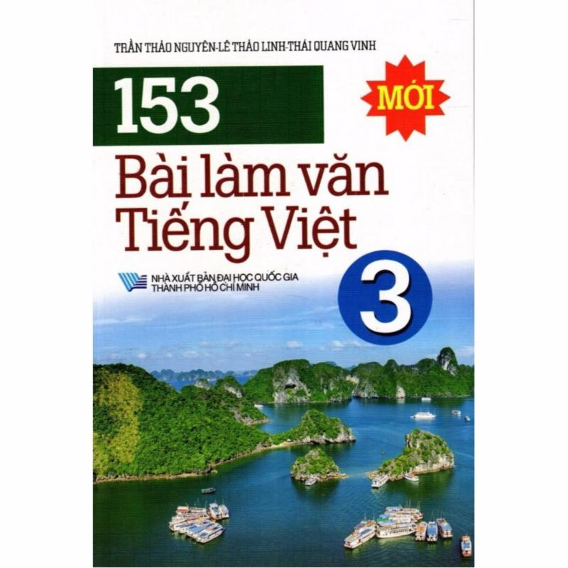 Mua 153 Bài Làm Văn Tiếng Việt 3
